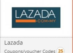 Lazada Voucher for Malaysia in November 2017