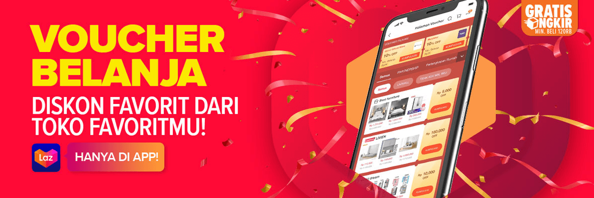 collect kode voucher lazada